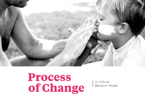 Process of Change Cover