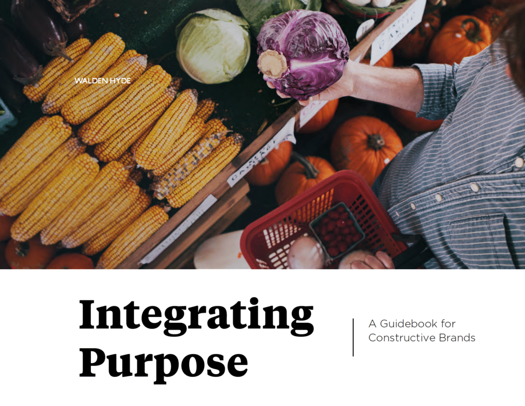 Integrating Purpose Guidebook
